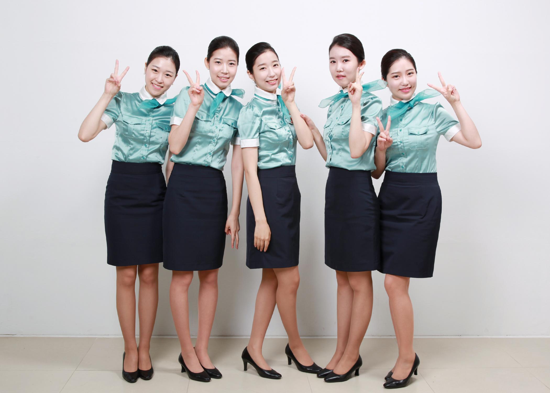 [항공서비스] 항공서비스 예비승무원