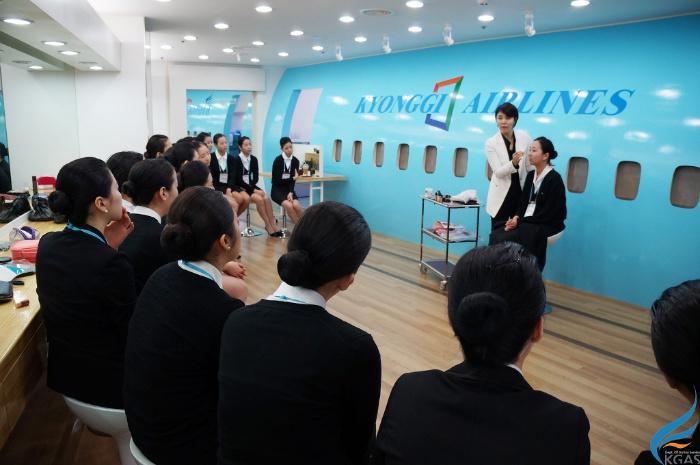 [항공서비스] 메이크업 특강